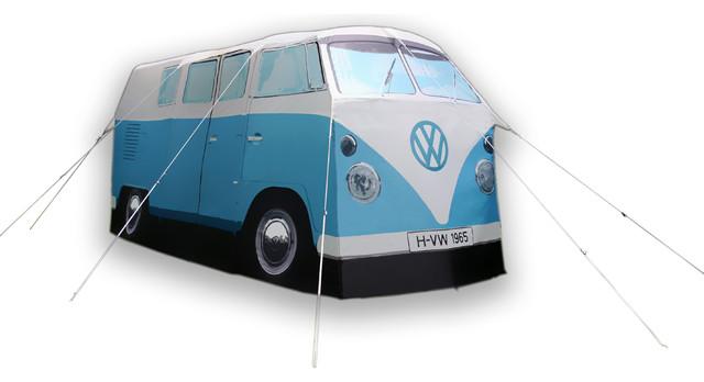 VW Camper Van Tent, Blue