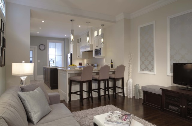 Residential and Condo Interior Design Toronto - Toronto - by LUX Design