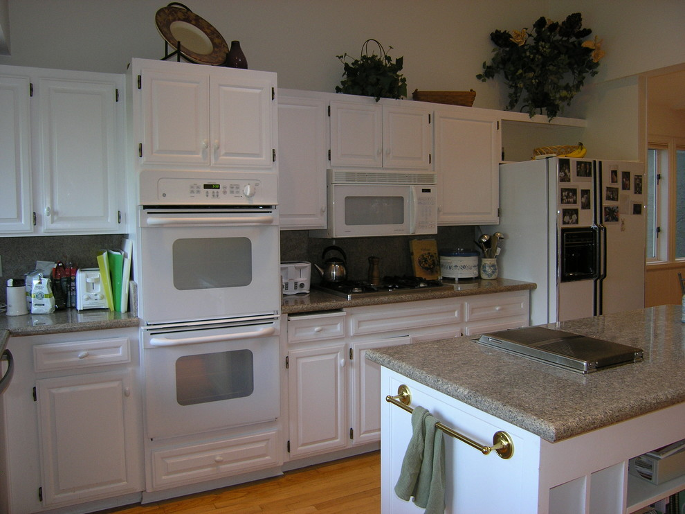 BEFORE -Kitchen Remodel