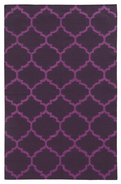 Sphinx oriental weavers sphinx pantone universe matrix for Purple area rugs contemporary