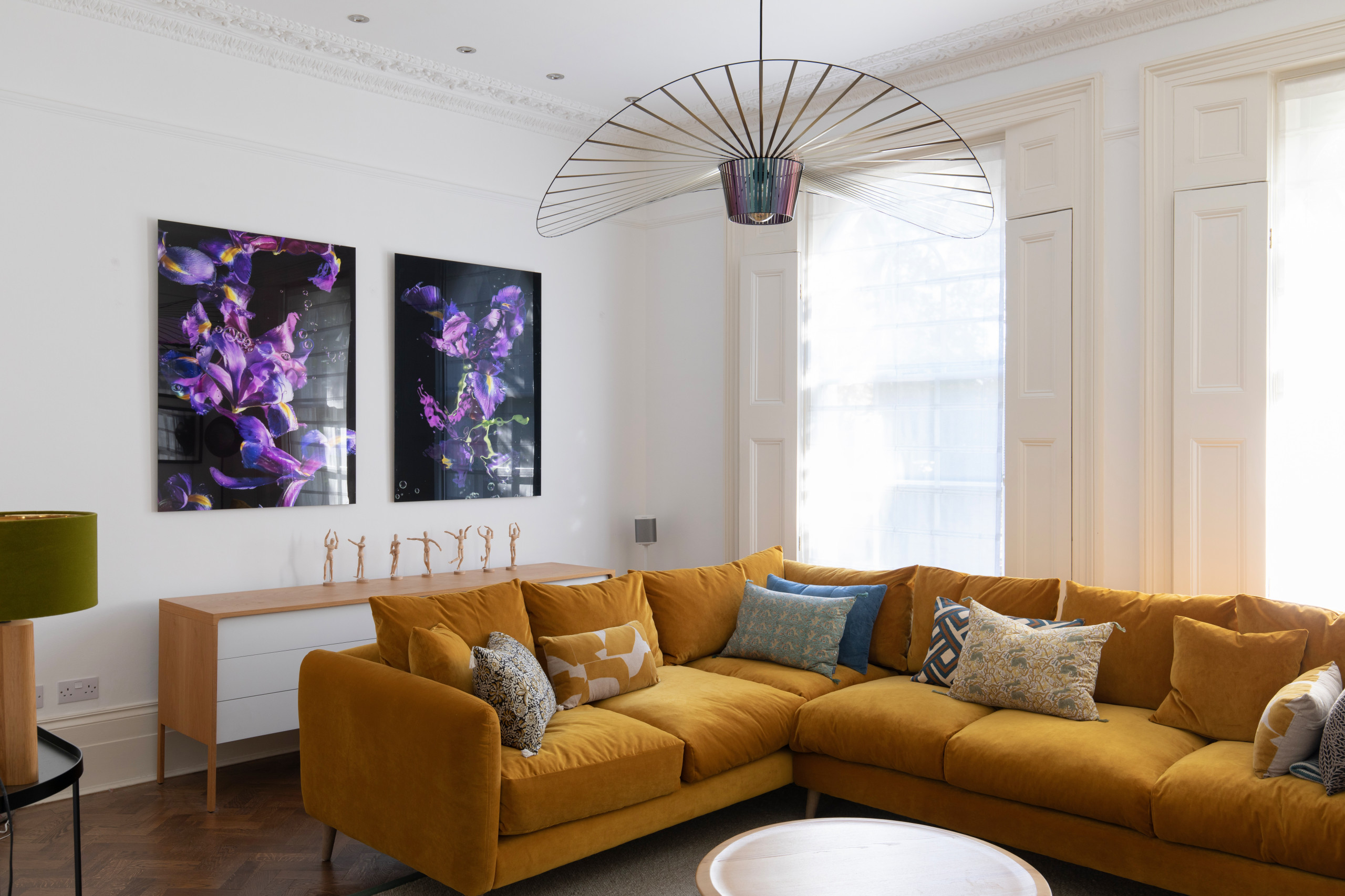 Georgian townhouse in the heart of Canonbury