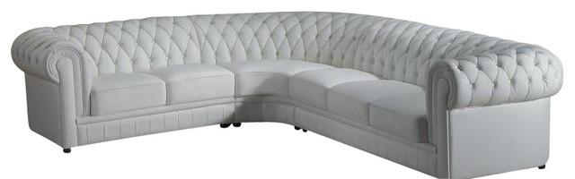 Victoria Leather Sectional Sofa : Sofa Menzilperde.Net