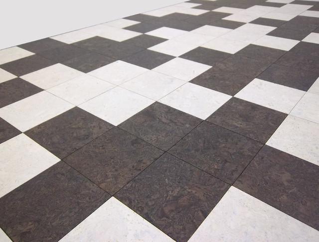 Globus Cork Glue Down Tiles