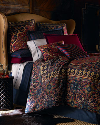 Lauren By Ralph Lauren Poet Society Bed Linens Rug Print European Sham ·  More Info