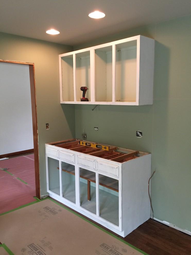 Jim & Val kitchen remodel