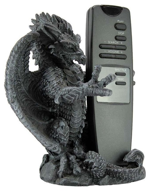 6 Medieval Gothic Dragon Mp3 Player Cell Phone Holder Traditional Home Decor