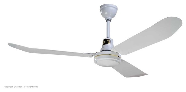 Envirofan 160f 7 Gold Line White 56 Ceiling Fan