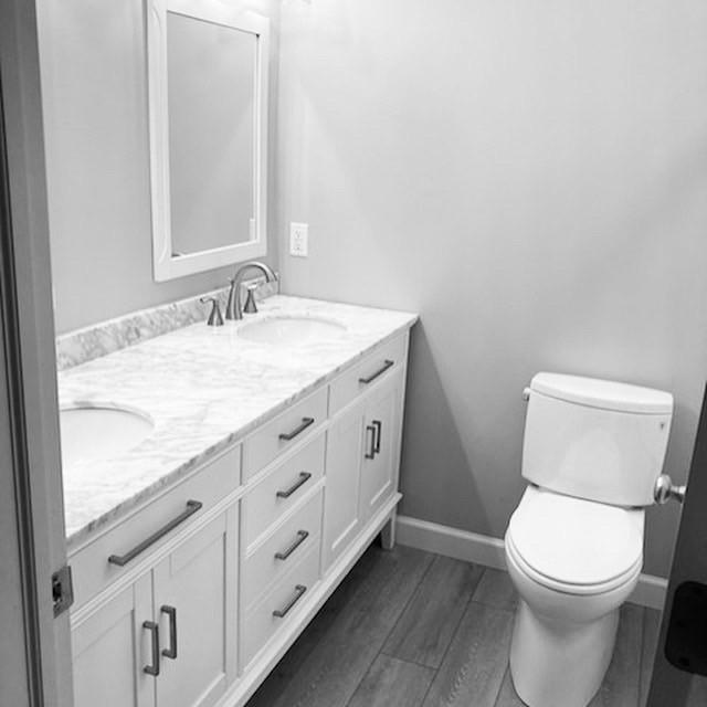 Menser Bathroom Remodel