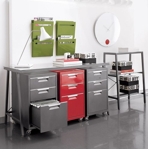 How Can I Purchase The Red File Cabinets They Are NOT On The CB2 Site