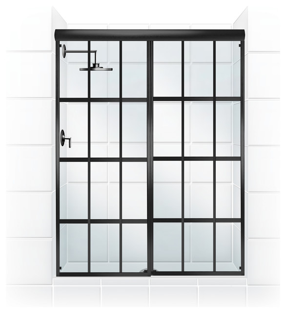 Gridscape Series Sliding Shower Door