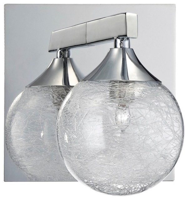 portsmith vanity fixture chrome contemporary bathroom vanity