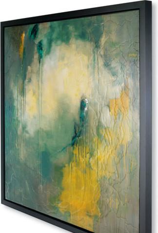 """Watermark"" Abstract Art"