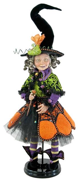 Pumpkin Patch Witch Doll.