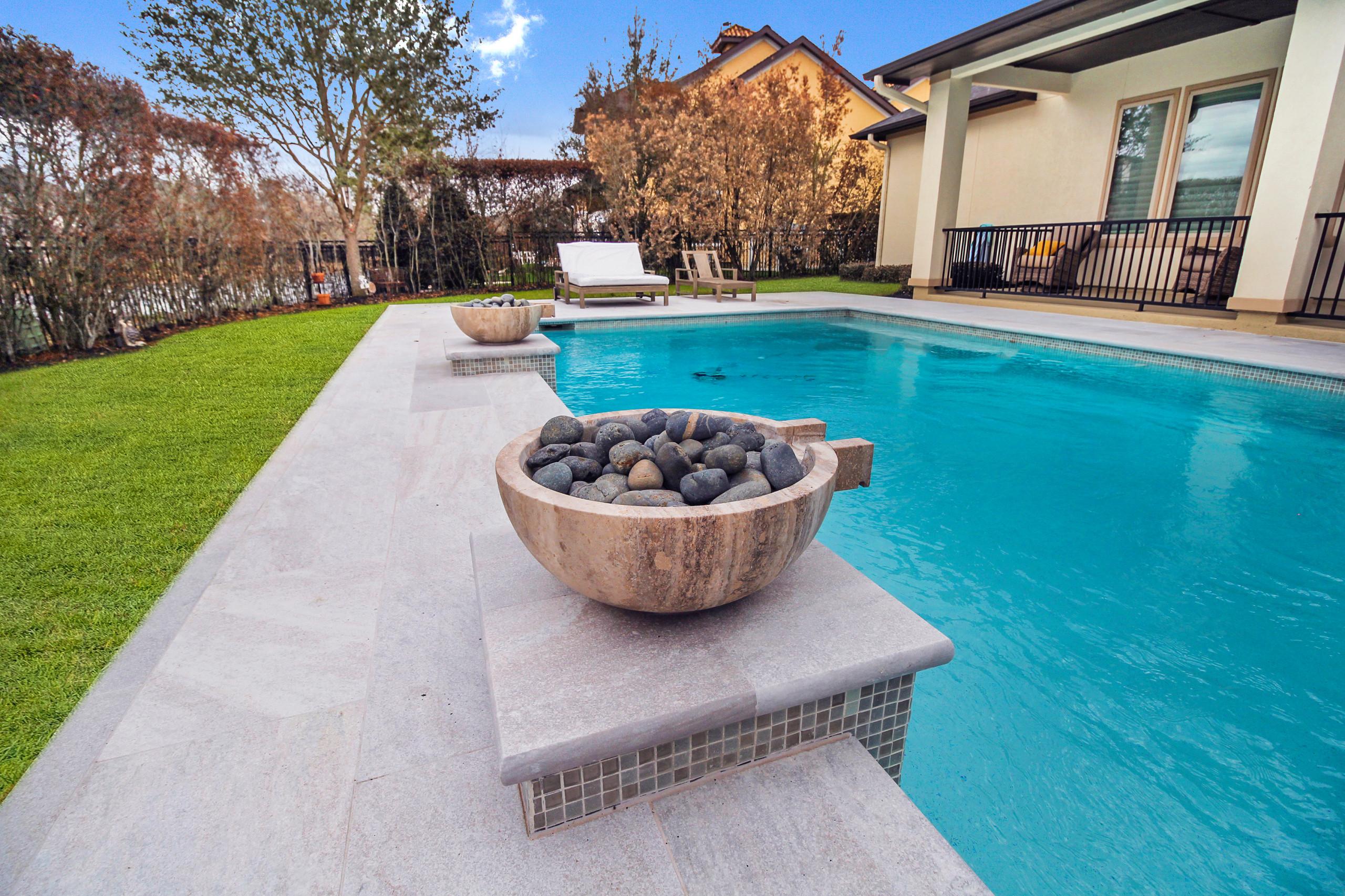 E Bremond Bend Attic Conversion & Pool Renovation