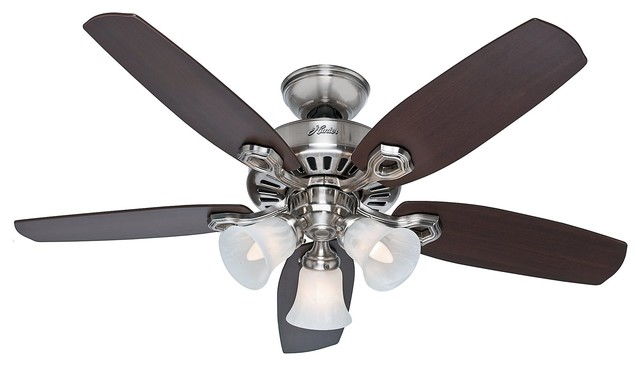 Hunter Builder Ceiling Fan With Light X-60125.