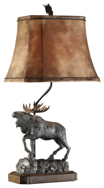 Crestview collection cvatp582 majestic moose table lamp table crestview collection cvatp582 majestic moose table lamp aloadofball Choice Image