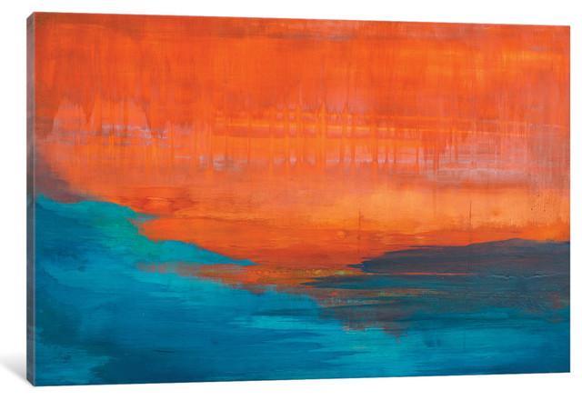"""More Than Meets The Eye"" by Alicia Dunn, Canvas Print, 60""x40"""