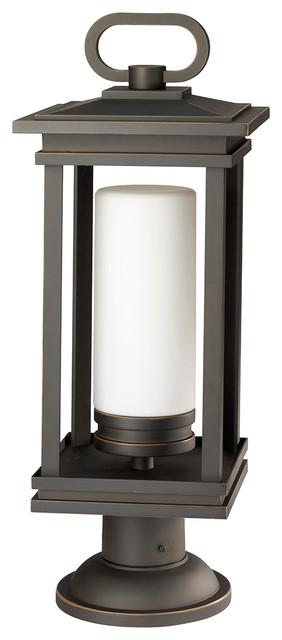 South Hope Pedestal Light
