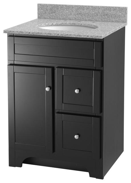 Worthington 24 Espresso Bathroom Vanity Cabinet Espresso 24