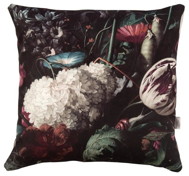A u maison botanical deluxe cushion cover contemporary for Au maison cushions