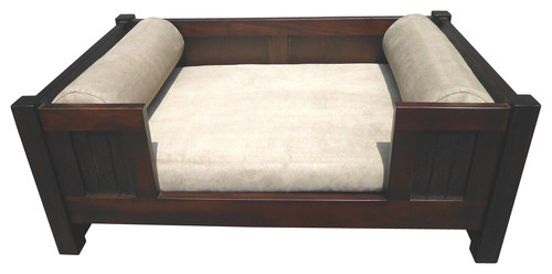 Mahogany Trevor Pet Bed