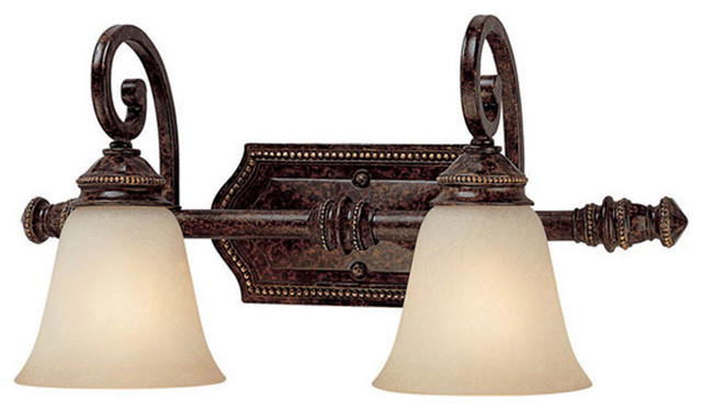Capital Lighting Barclay 2 Light Vanity Fixture