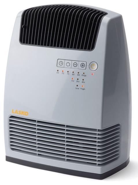 """Lasko 6.17""""x10.7""""x13.57"""" 1500 Watt Electronic Heater."""