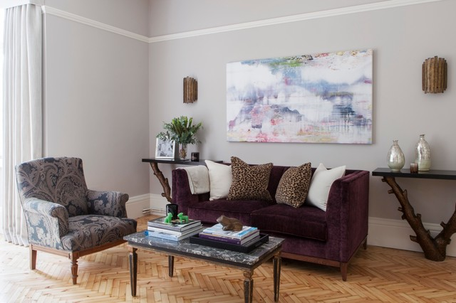 Rebecca Hughes Interior Design Project 2 London by Emma Lewis
