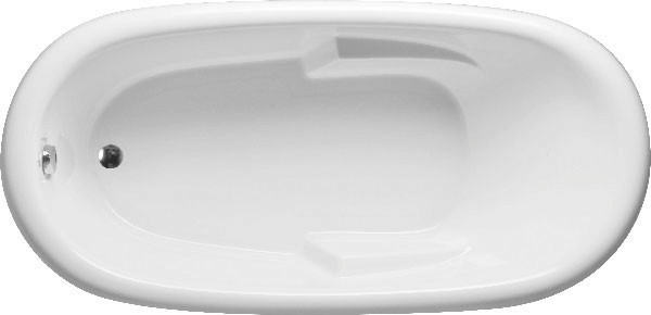 Alesia 7236, Tub Only, White by Americh