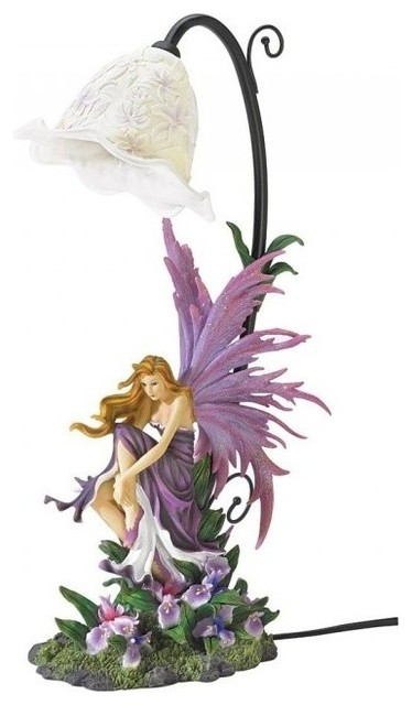 Orchid Fairy Table Lamp.