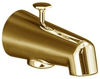 Kohler K-6855-BV Parts Diverter Tub Spout contemporary-bathtub-faucets