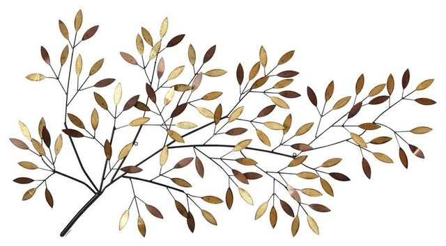 Stratton Home Decor Blooming Tree Branch Wall Decor.
