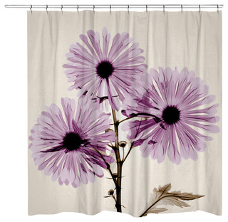 Chrysanthemum Shower Curtain
