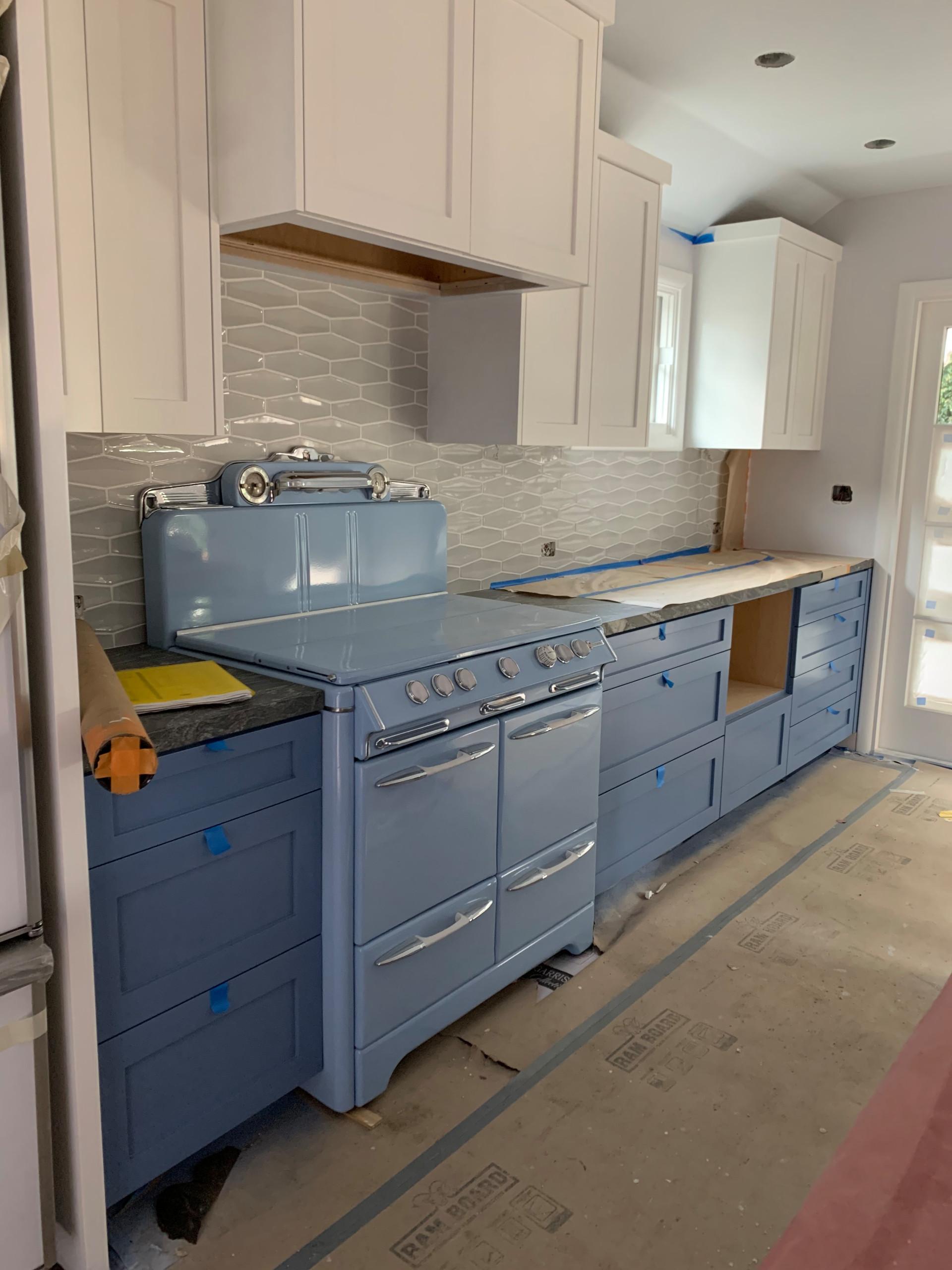 Renovation in Westwood Hills