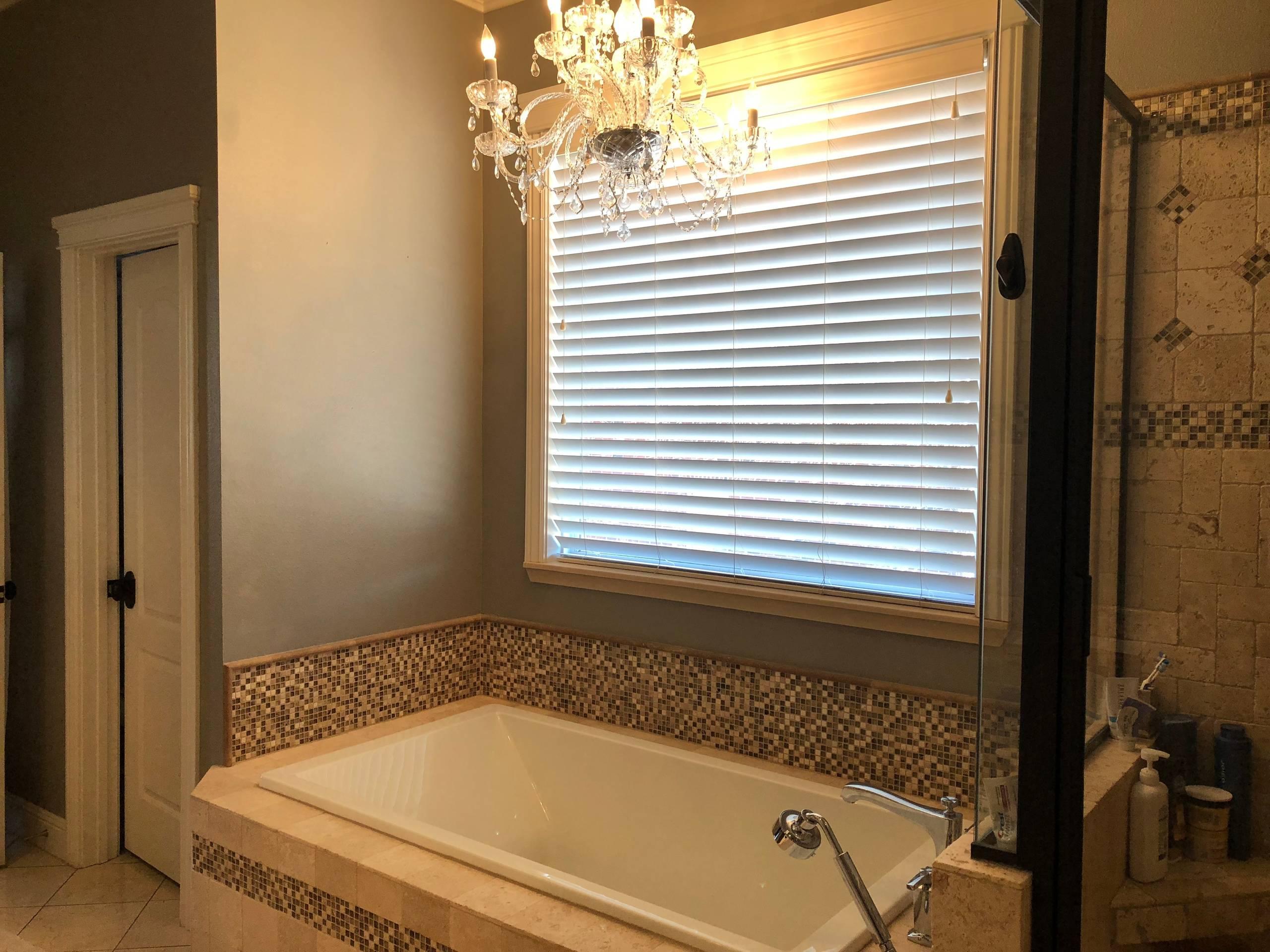 Gorgeous Master Bath Remodel