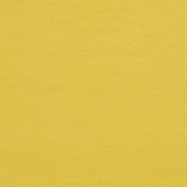 Yellow Solid Outdoor Indoor Upholstery Fabric By The Yard