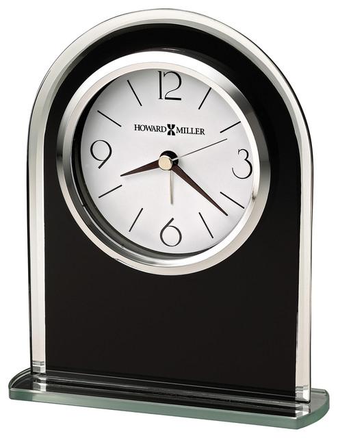 Howard Miller Howard Miller Ebony Luster Clock Amp Reviews