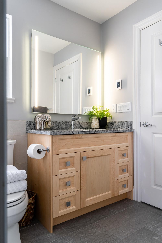 Traditional Washrooms