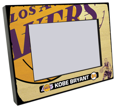 That\'s My Ticket - Kobe Bryant Wooden 4x6\