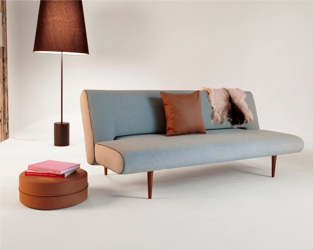 Danish Design Sofa Bed Unfurl King Single