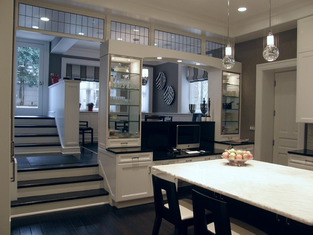 Chicago Gold Coast Brownstone Traditional Kitchen Chicago By Neff Of Chicago Custom