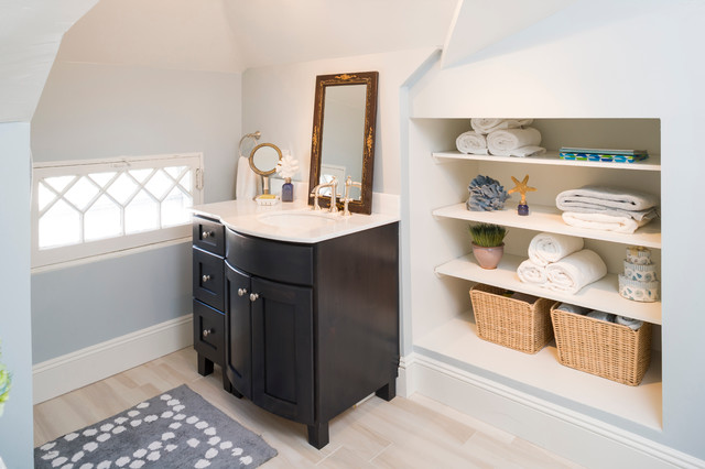 Recess Time Boost Your Bathroom Storage With A Niche