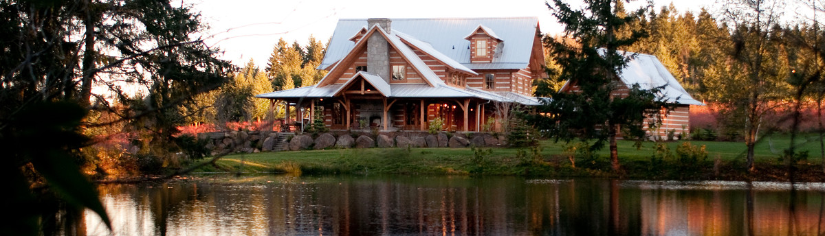 StoneMill Log U0026 Timber Homes   4 Reviews U0026 Photos | Houzz