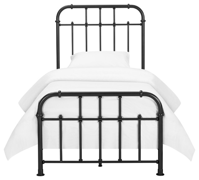 Twin One Box Bed.
