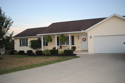 Exterior Paint Colors For House With Brown Roof Intercasherinfo