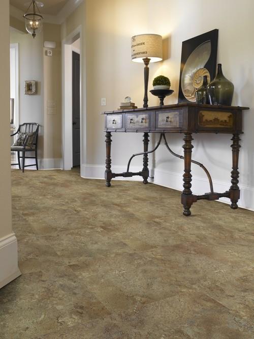 traditional vinyl flooring Shaw Sumter Tile vinyl flooring