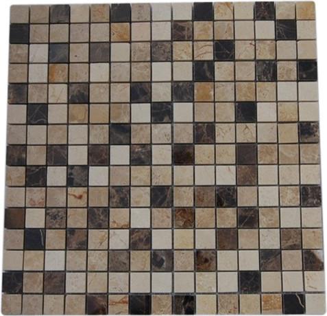 Woodland Blend 6/8x6/8 Marble Tile