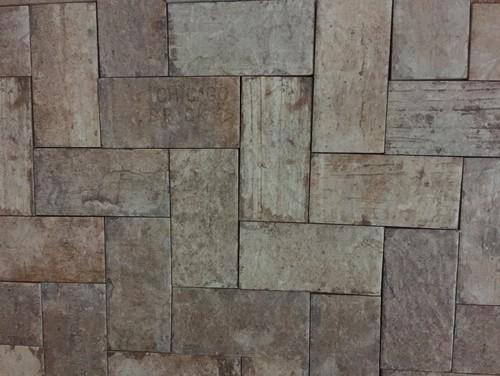 Tile Pattern - 45 degree herringbone tile pattern
