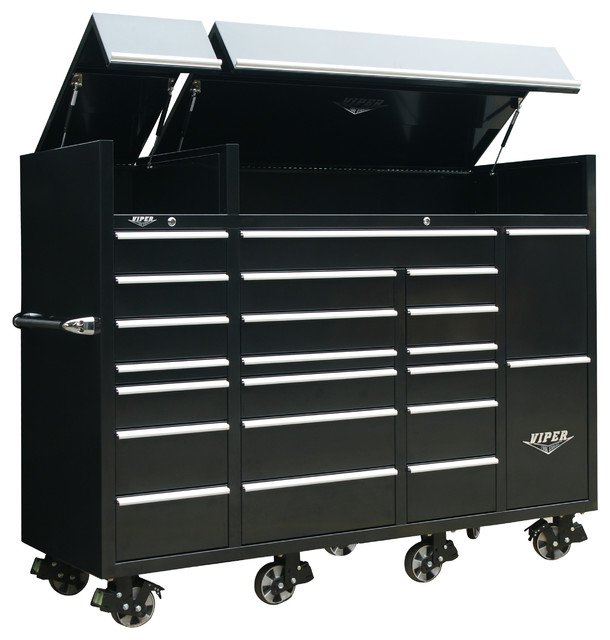 "Viper XXL Series 86"" Ultimate Box - Industrial - Garage And Tool Storage - by Viper Tool Storage"