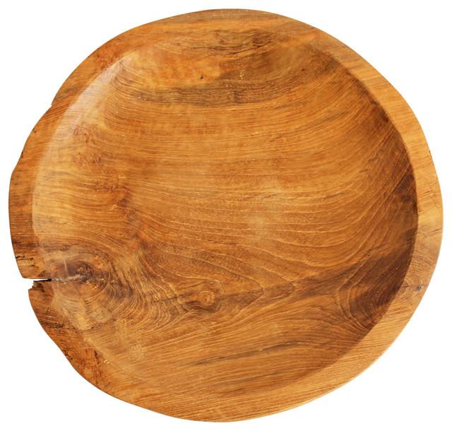 Design Mix Furniture Teak Wood Plate Amp Reviews Houzz